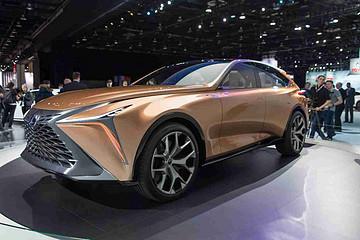 雷克萨斯全新家族旗舰SUV! LQ车型将于2022年问世