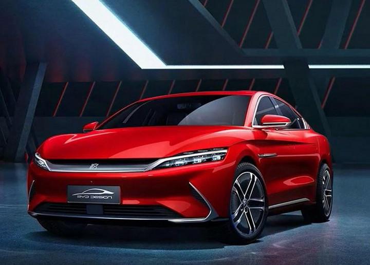 比亚迪豪华新能源轿车 汉EV/DM开启预定29万起-WeCar-买车选车养车改装车就来WeCar