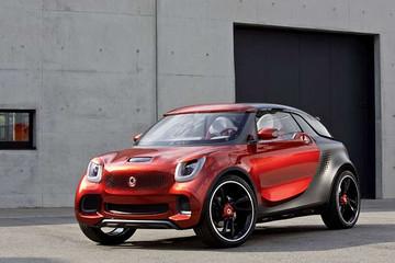 Smart 2022年将停止跨界车型!将推属于自己品牌的高端车型