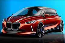 寶馬i1 Isetta渲染圖曝光!或將2025年推出!微型電動車的全新對手