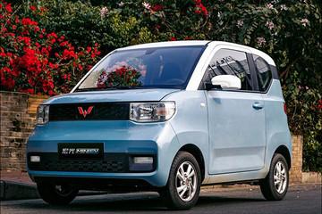宏光MINI EV将于6月底上市 !定位微型车