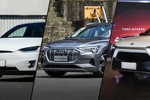 电车严选|壕气选购蔚来ES8、Model X、奥迪e-tron哪款值得买?