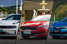 有望大力发展插混市场!推荐三款紧凑型插电混动家轿