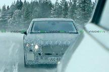 捷豹SVR車型消息曝光!多款車型采用電氣化技術
