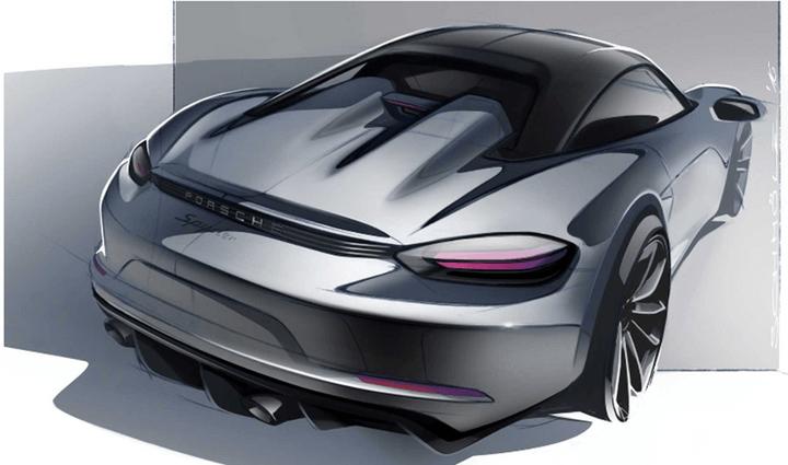 保时捷将推全新小型跑车!轻量化成为当前阻力