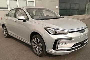 BEIJING-EU7新车型申报图公布!将推长续航版