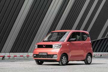 售价2.98万起/将于6月上市 宏光MINI EV开启预售