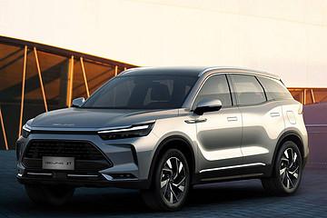新车驾到 BMFA平台加持让它事事全能!BEIJING-X7正式上市!10.49万元起售