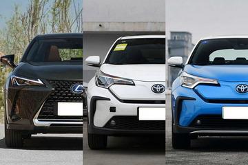 电车严选 | 上半年重磅新车盘点!细数丰田发布的三款全新车型
