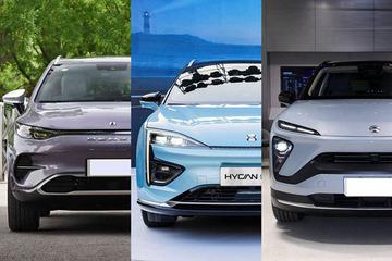电车严选 | 三款纯电中型SUV!运动风/高续航电动车推荐