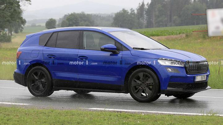 斯柯达Enyaq将于明年亮相!将为品牌首款电动SUV