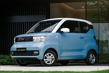 新车驾到 | 五菱宏光MINI EV正式上市!补贴后售价2.88-3.88万元