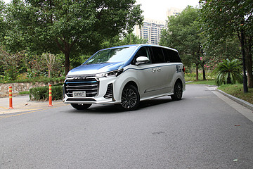上汽MAXUS EUNIQ 7首发&上汽集团发布首个行业氢战略