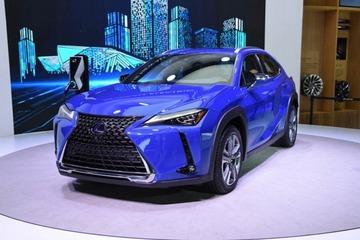 雷克萨斯首款纯电动SUV UX300e将于4月26日正式上市