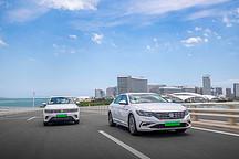 舒适、豪华、还经济 上汽大众双PHEV车型试驾体验