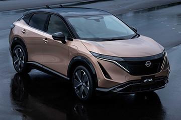日产全新纯电动跨界车Ariya发布 首搭新标定义未来