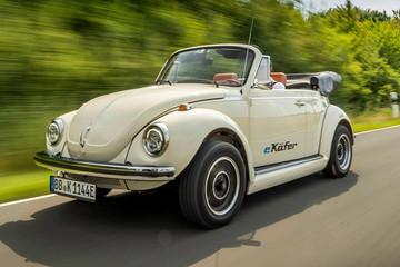 大众注册e-Samba商标 未来或有更多经典车型的电动版名称