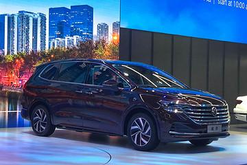 2020成都车展|上汽大众全系SUV亮相 威然推限量尊享限量版