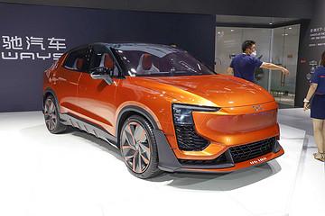 2020成都车展|爱驰U6 ion概念车实拍解析