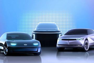 现代汽车成立新能源子品牌Ioniq  将生产混动以及纯电动车型