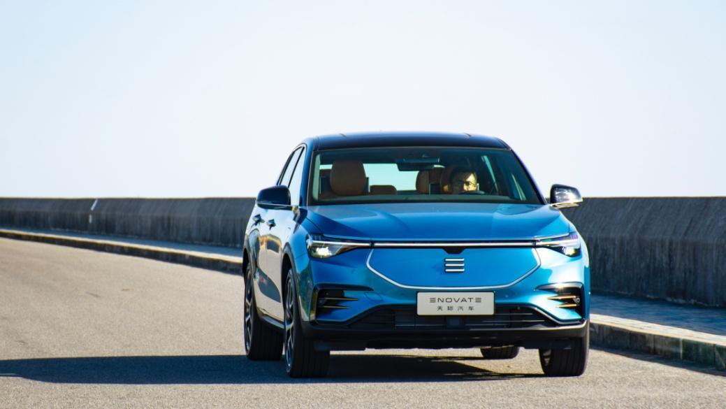 补贴后21.88万起,5+X智能电动SUV天际EM7正式上市