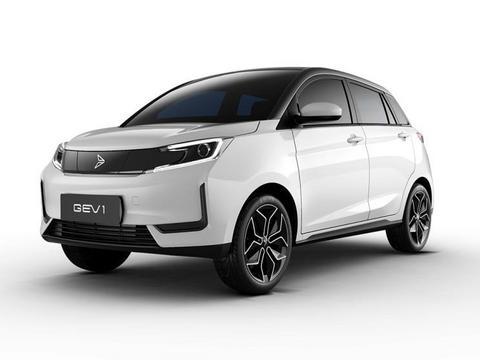新特汽车 启能GEV 1 2020款 启尚版