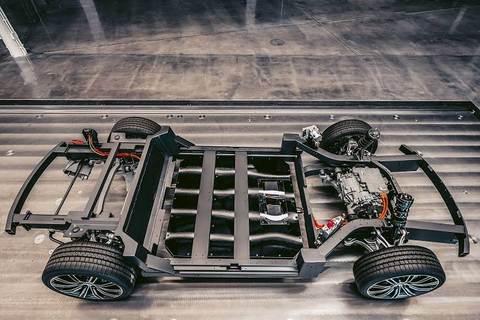 电动汽车,黑科技,前瞻技术,Karma Automotive,Karma电动汽车平台,E-Flex平台