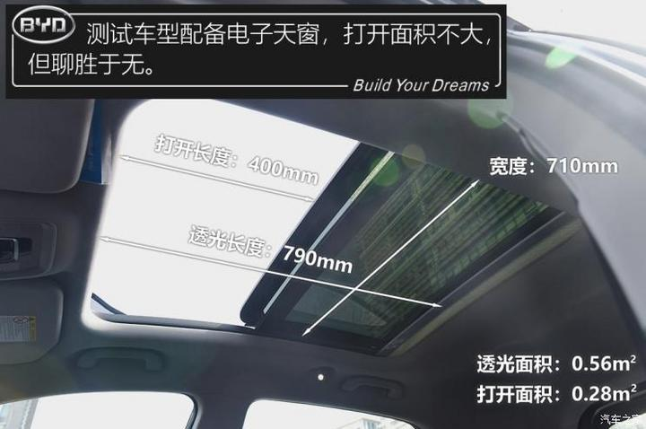 比亚迪 元新能源 2019款 EV535 高能领航版