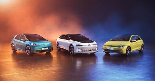 大众ID.3电动汽车6月17日上市 大众已开通首家ID门店展示