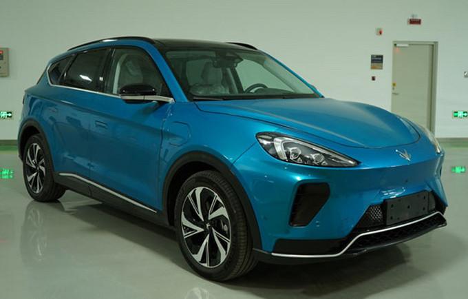 北汽ARCFOX年内推两款新车 首款车竞争比亚迪唐-图2