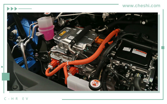 丰田高品质纯电SUV  C-HR EV这些点你一定要get-图14