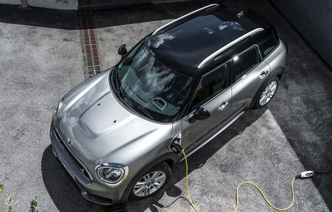 MINI SUV插混版售价曝光 搭1.5T引擎/纯电续航提升-图1