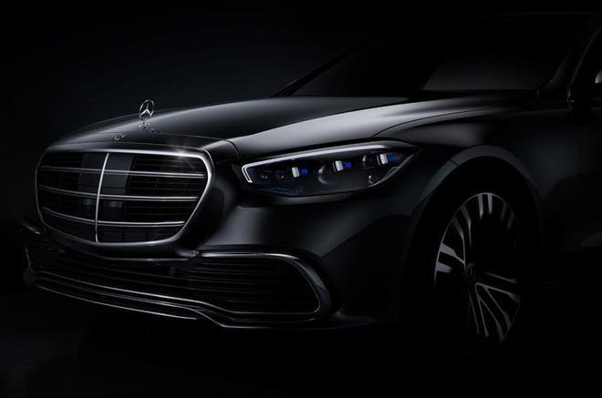 全新一代奔驰S级轿车