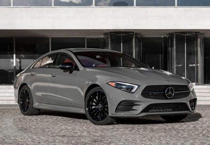奔驰新款CLS售价曝光年内开售/配置大幅提升-图1