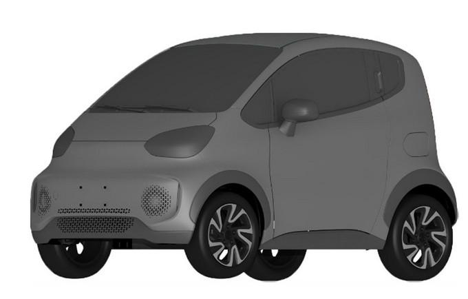 众泰两门后驱车首次曝光预计比E200 Pro便宜-图1