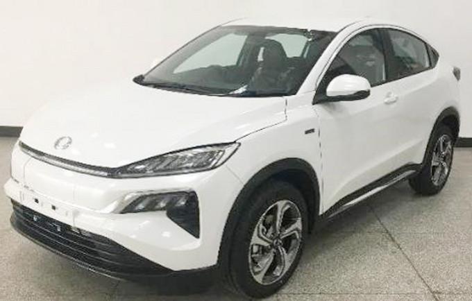 东风本田全新纯电SUV曝光 比X-NV更大-年内上市-图2
