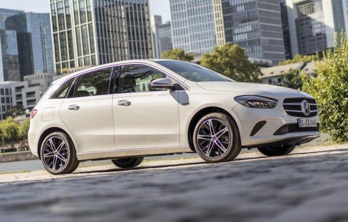 奔驰B级插混版售价公布10月开售/百公里油耗1.4L-图1