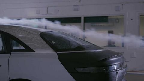 Lucid Air成为空气动力效率最高量产车 风阻系数仅0.21