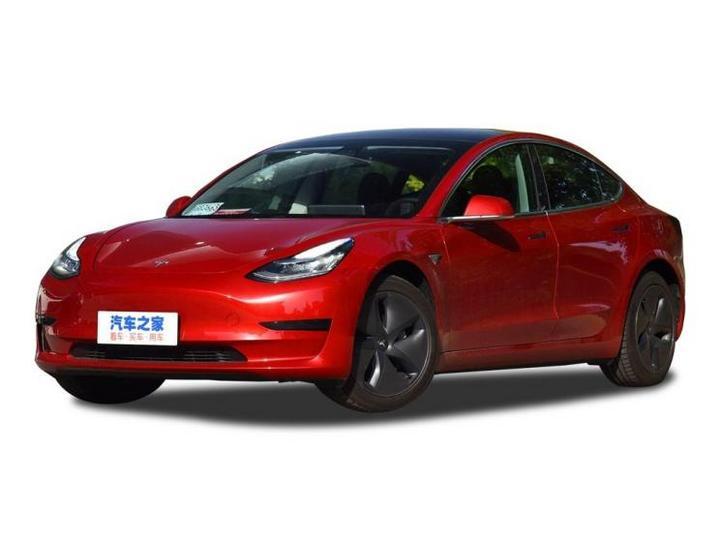 特斯拉中国 Model 3 2020款 Performance高性能全轮驱动版