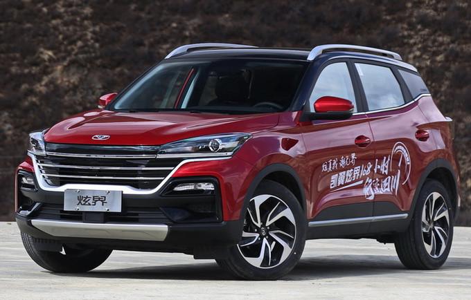 凯翼炫界年底将推3款新车型 1.5T动力超新宝骏RS-3-图1