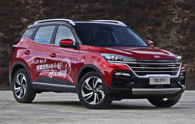 凯翼炫界年底将推3款新车型 1.5T动力超新宝骏RS-3-图3