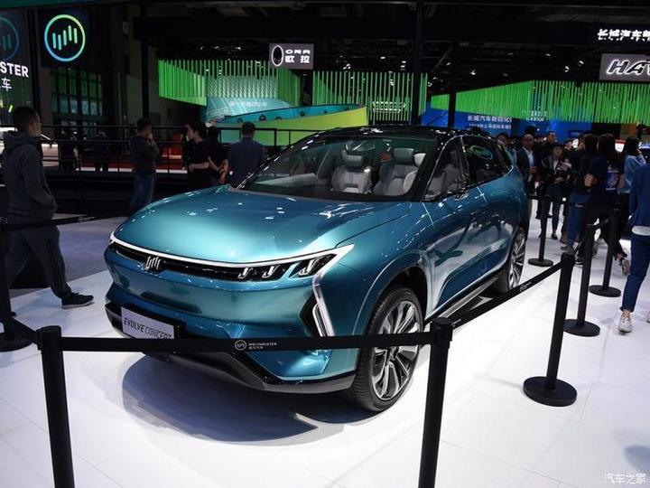 威马汽车 威马EVOLVE 2019款 Concept