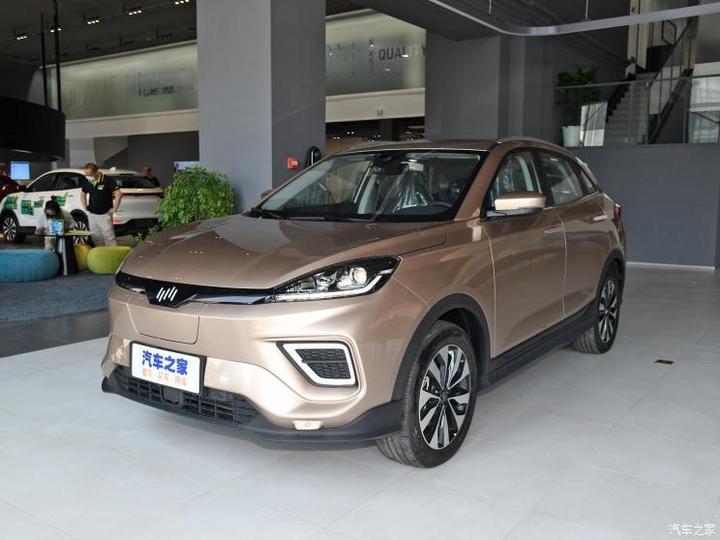 威马汽车 威马EX5 2020款 EX5-Z Nex探索版