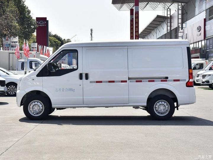 瑞驰新能源 瑞驰新能源EC35 2020款 EC35 II 长续航版41.86kWh