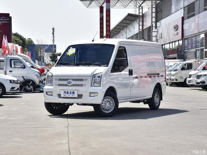 瑞驰新能源 瑞驰新能源EC35 2020款 EC35 II 标准版38.7kWh