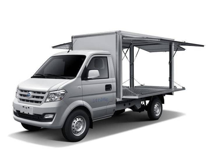 瑞驰新能源 瑞驰新能源EC31 2020款 移动售货车38.7kWh