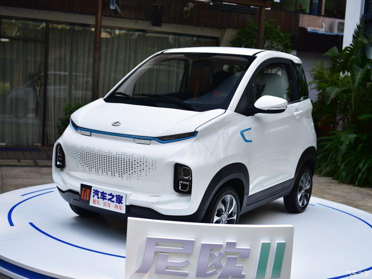 长安汽车 尼欧Ⅱ 2020款 灵悦型