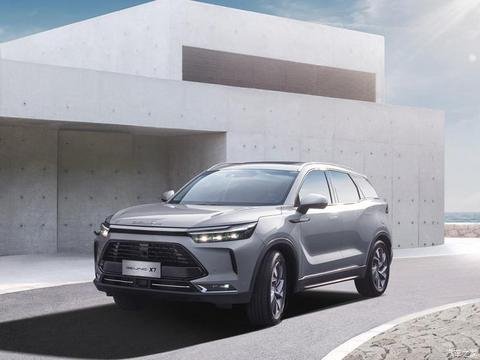 BEIJING汽车 BEIJING-X7新能源 2020款 PHEV 致风版
