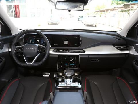 BEIJING汽车 BEIJING-X7 2020款 1.5TD DCT致潮版