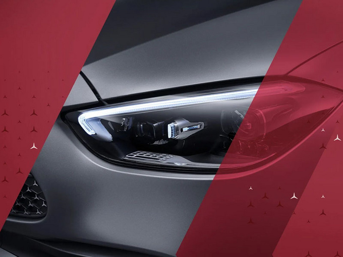 奔驰全新C级将取消6缸引擎 换搭2.0T混合动力-图1